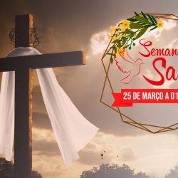 PROGRAMAÇÃO DA SEMANA SANTA  EM VASSOURAS-RJ